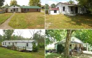4 PARCELS - COURT ORDERED ESTATE ONLINE AUCTION