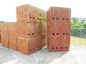 Knott Supply, Inc; 1 of 3 - NEW BRICK - Online bidding ends Wed, July 11 at 5:00 PM EDT