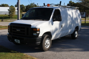 FORD E250 VAN & CHRYSLER TOWN & COUNTRY VAN Online bidding ends Friday, NOV 16 @ 4:00 PM EST