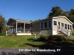 TWO HOMES - ACREAGE Online Bidding ends Tuesday, November 20 @ 5:00 PM EST