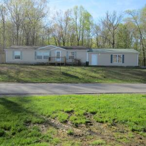 HOME on LARGE LOT - Online bidding ends TUE, APRIL 30 @ 4:00 PM EDT