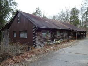 LOG HOME - 29 ACRES - MARKETABLE TIMBER - Online Bidding Ends TUE, JAN 28 @ 4:00 PM EST