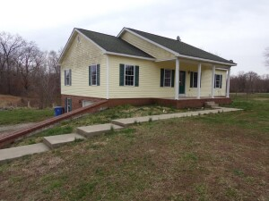 4 BR HOME W/ BASEMENT, GARAGE, POND & 2 AC - Bidding Ends Friday, July 17th @ 4 PM EDT