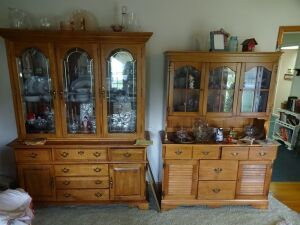 FURNITURE - APPLIANCES - GLASSWARE - HOME GOODS - COLLECTIBLES - Online Bidding Ends TUE, OCT 27 @ 5:00 PM EDT