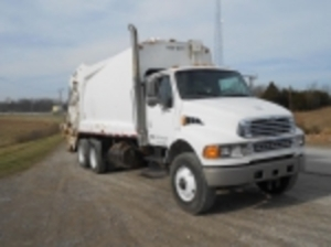 Online Bidding Only-Garbage Trucks-Ends Jan 22 @ 4pm EST