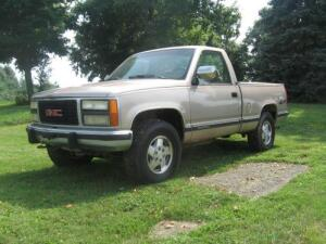 Online Bidding Only-Trucks & Equip. Ends Aug. 20 @ 4pm CDT