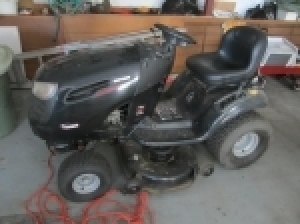 Appliances-Furniture-Mower: Online Bidding Only