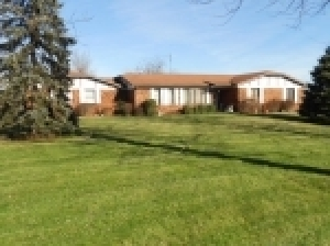 Brick Home - Basement - 4 acres: Online Bidding Only