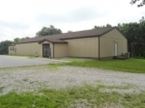 COMMERCIAL BUILDING - VACANT LOT, ONLINE ONLY ENDS AUG 25