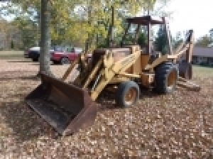 Backhoe-Tractors-Trucks-Guns-Misc. Ends Dec. 2@5-6:00 CST