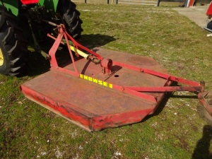 Howse 3pth 6 ft. rotary mower
