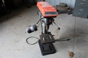 Fire Storm Black and Decker Drill Press