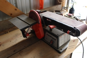 Fire Storm Black and Decker Sander