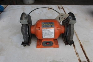 "Central Machinery 8"" Bench Grinder"