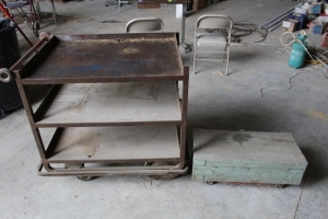 Roll Cart and Box
