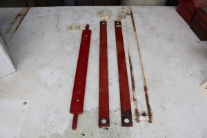 Drawbar and Stabilizer Bars