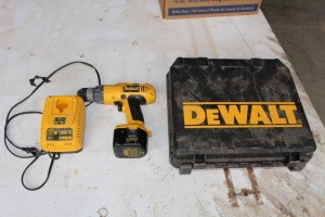 2 DeWalt Drills and Chargers