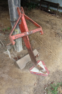 3 Point Hitch Subsoiler