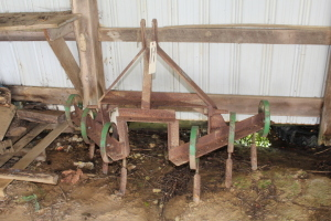 3 Point Hitch Cultivator
