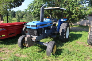 New Holland 5610s Tractor