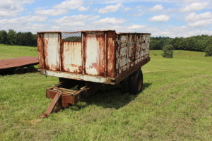 13 ft. Hydraulic Dump Trailer