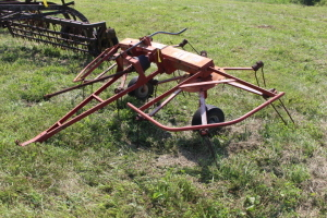 First Choice CS300/2 two basket hay tedder