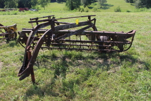 New Holland Model 55 Side Delivery Hay Rake