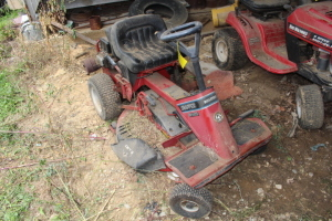 Snapper SR1433, 14 hp Briggs & Stratton