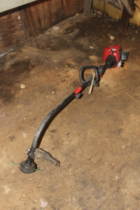 Troy-Bilt 2 cycle weed eater