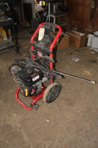 Master Craft 2700 PSI Pressure Washer