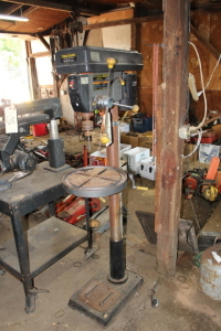 Central Machinery 16 speed floor drill press