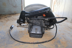 Bosch Circular Saw - works, Black & Decker Circular Saw - works, chord has damage
