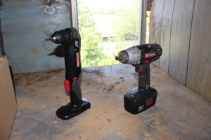 Craftsman Battery Impact, Craftsman Battery Drill