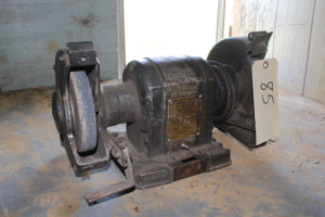 Craftsman 1/2 hp bench grinder
