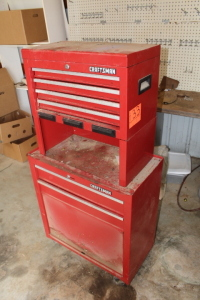 Craftsman 2 piece roll around tool box