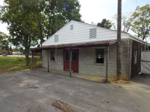 PARCEL 3: Commercial building at 20 Highway 376, Payneville, KY