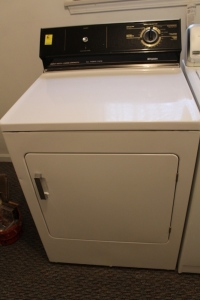 Frigidaire heavy duty large capacity dryer