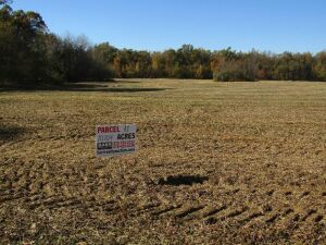 PARCEL A-1: 10.704 acres, mostly good cropland