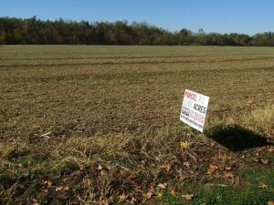 PARCEL A-2: 12.185 acres, all good cropland.