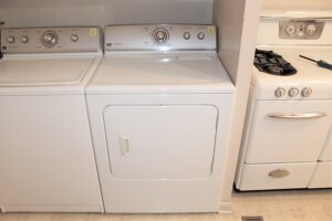 Maytag Centennial Front Load Dryer