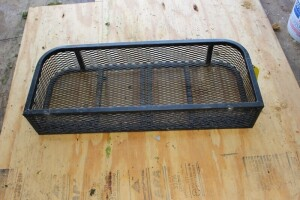 Front Basket for Honda Rubicon
