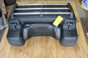 Kimper Rear Storage Box for Honda Rubicon