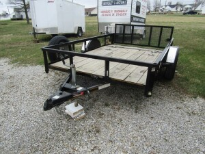 2017 Heartland 2 wheel trailer