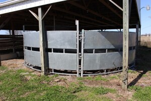 Sweep Gates Corral Panels