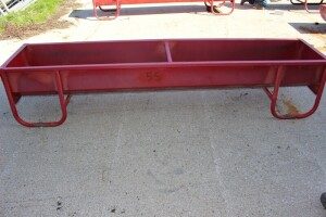 9 ft. Feed Trough