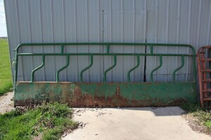 12 ft. Feeder Gate