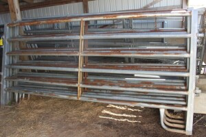 5 - 10 ft. Heavy Duty corral Panels