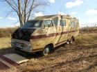 Discover RV for parts