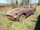 MG Roadster (approx. year 1975) for parts