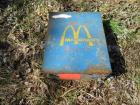 McDonalds Quality Kit metal cabinet